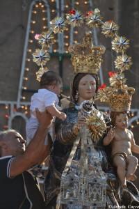 Madonna del Carmine, Ballarò, Palermo