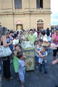 Festa dell'Assunta dei Cappuccini, Palermo