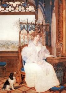L'imperatrice Alexandra Fedorovna