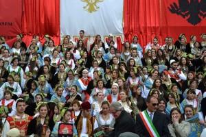 Piana degli Albanesi (Pasqua 2015)