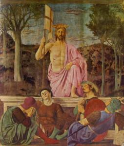 Piero della Francesca,La Resurezione