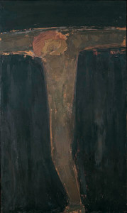W. Congdon, Crocifisso 17 (1964)