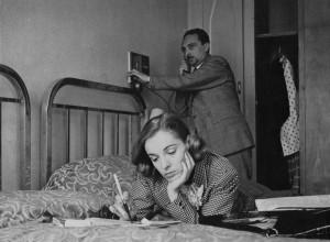 Vitaliano Brancati e Anna Proclemer
