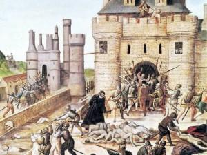 Strage di san Bartolomeo, Parigi 1574 (AKG-images)