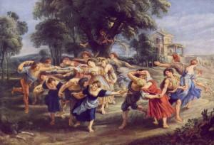 P.Paul Rubens, 1635