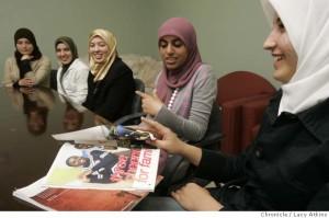 Ragazze musulmane (Associazione donne marocchine in Italia)