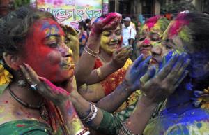 Festa induista dell' Holi