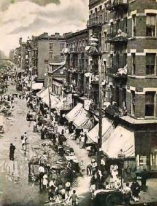Brooklyn, lo spazio dei migranti, 1900