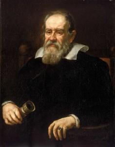 Ritratto di Galileo, di Justus Sustermansi,1636