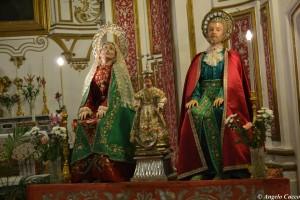 Sant'Anna, Maria Bambina, San Gioacchino, Castelbuono (foto Cucco)