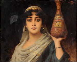N. Sichel, Beutè orientale, 1900