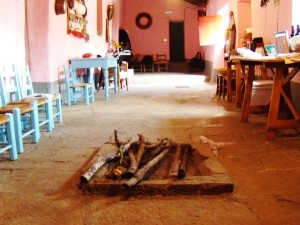 Casa Lussu interno (Foto Clemente)