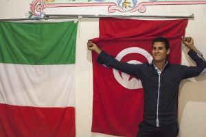 Tunisino a Mazara (foto Grosso)