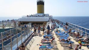 Relax in navigazione - 2010 (foto Sabato)