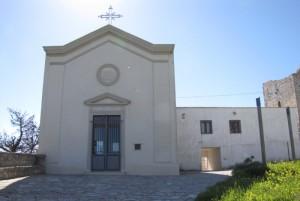 Santuario della Madonna dell'Alto, Alcamo (foto Montalbano)