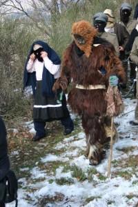 5. Teana. orso in Basilicata