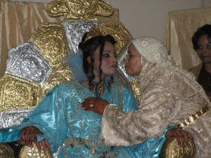 La bellezza nel giorno delle nozze (foto Dony Fatima)