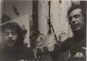 Veneziano e Umberto Leone