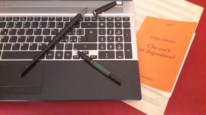 Composizione dispositivo-scrittura