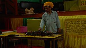 Rasta DJ (foto Giorgianni)