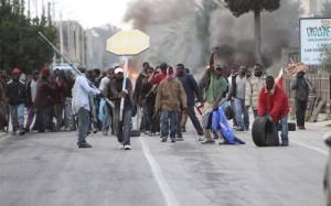Rivolta a Rosarno, gennaio 2010