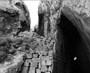 Favignana, cava di calcarenite, foto di Filippo Mannino