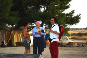 Vincenzo Consolo e Rocco Pollina al Premio Pino Veneziano