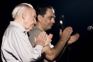 Consolo e Leone a Selinunte per il Premio Veneziano