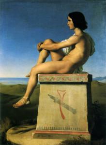 Hippolyte Flandrin, 1834