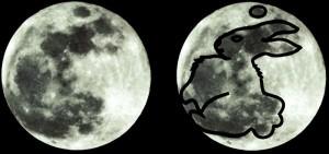 1. Mito del coniglio lunare