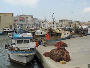.Mazara del Vallo, porto canale (ph.  Brambilla)