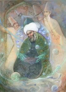 Dipinto sufi copia