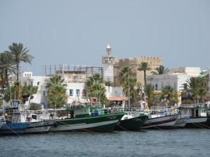 . Mahdia, vista della città dal porto (ph. Brambilla)