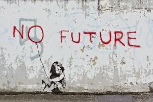 Bansky, No Future