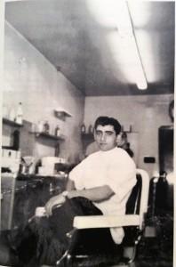 Giuseppe Russo, barbiere, Brooklyn, 1963