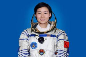 La 'spazionauta' cinese Liu Yang