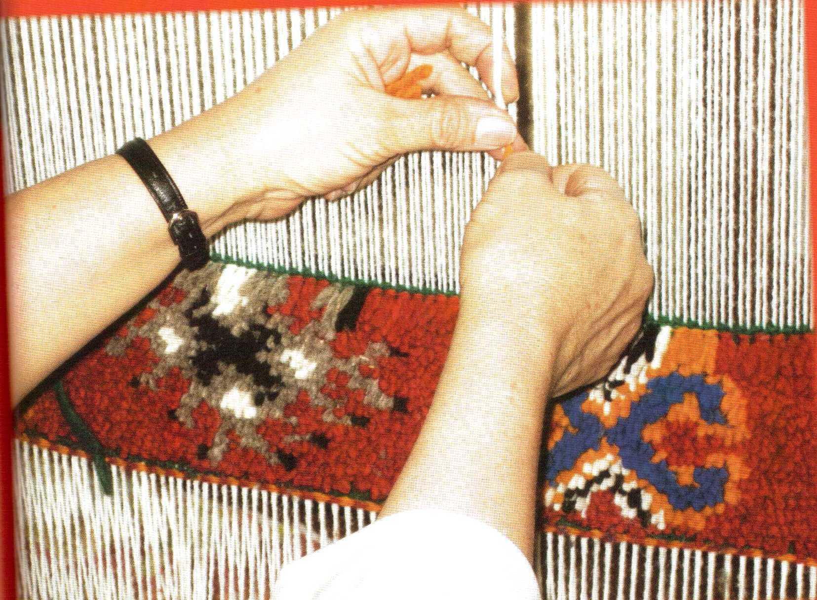Tappeti Kilim Tunisini : I fili del tempo e della vita nei tappeti dell alto atlante
