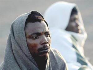 Profughi eritrei