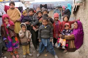 Campo Ashraf, profughi afgani