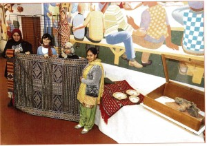 Mostra di tappeti presso il Centro Zonarelli (foto Schicchi)