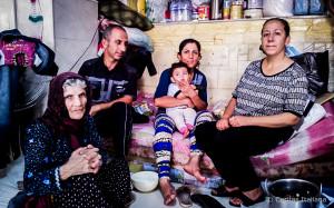 Famiglia irachena