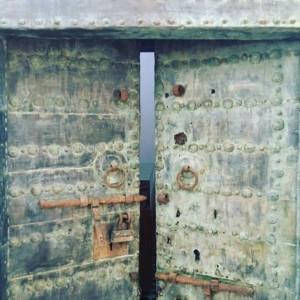 La porta della Biblioteca