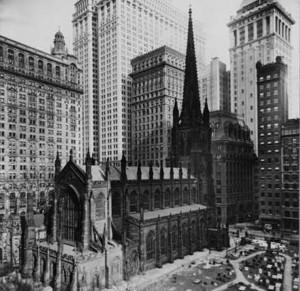 Trinity Church, NY