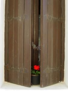 .La porta e la soglia  (ph. L. Taverna)