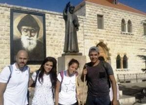 Maroniti in Libano (dal giornale libanese al-Diyar).