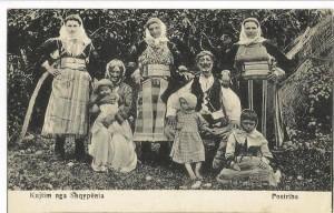 Antica cartolina