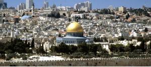 La Cupola della roccia, Gerusalemme