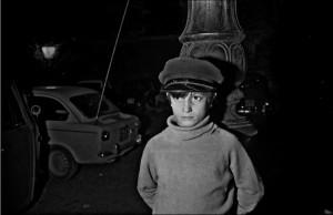 Nino Giaramidaro, Parcheggiatorino, Palermo, 1979