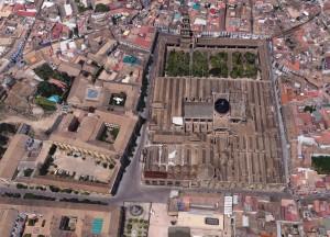 La Moschea e la Cattedrale, a Còrdoba
