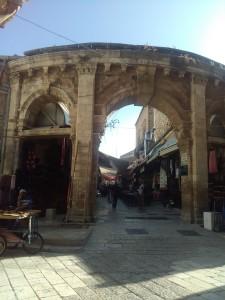 Gerusalemme la città vecchia (ph. Sinigaglia)